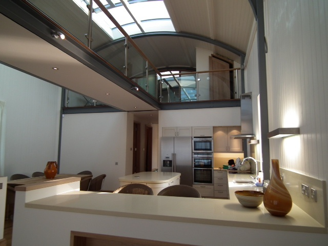 Winters electrical for Grand designs interior